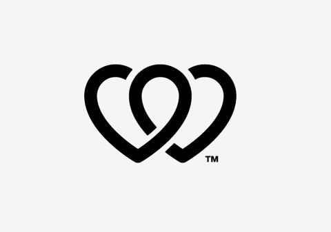 Nice gender-neutral heart design...but would need to be combined with some red text, or something to give it a little more character