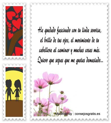 mensajes de texto para enamorar,palabras para enamorar: http://www.consejosgratis.es/frases-en-whatsapp-para-decir-que-me-gustas/