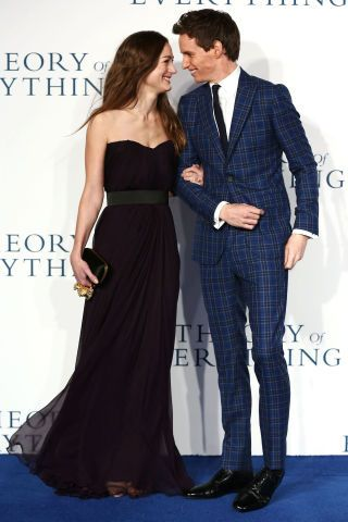 See Eddie Redmayne and Hannah Bagshawe's 14 sweetest moments in photos: