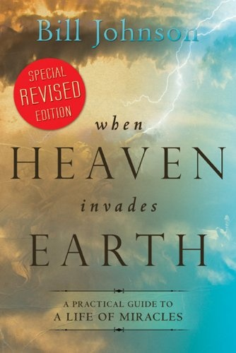 I'm going to have to get this one!!!Bestseller Books Online When Heaven Invades Earth Revised Edition Bill Johnson $17.15  - http://www.ebooknetworking.net/books_detail-0768430542.html