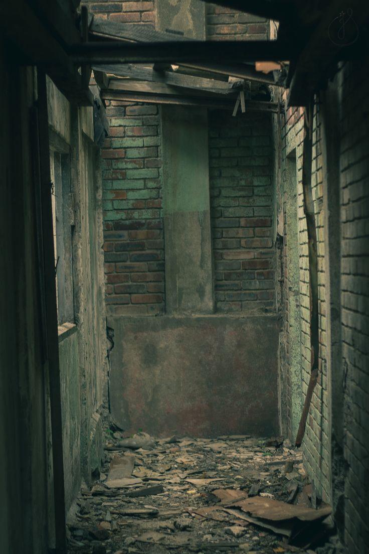 Ruinas - Fotografía por J.Simone
