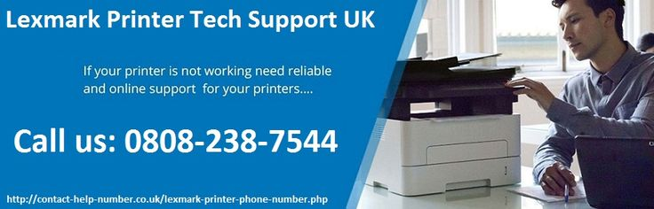 Every printer can have print quality issue because of various reasons. Lexmark printer too get printing problems such as faded print, blurry print outs, missing characters and many more. If you don't know how to perform cleaning then contact a technician at Lexmark Printer Support Number UK.
