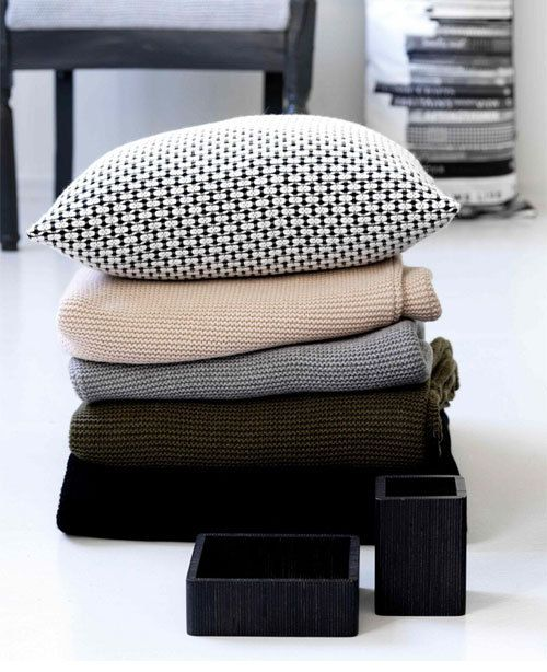 Louise Roe pillows