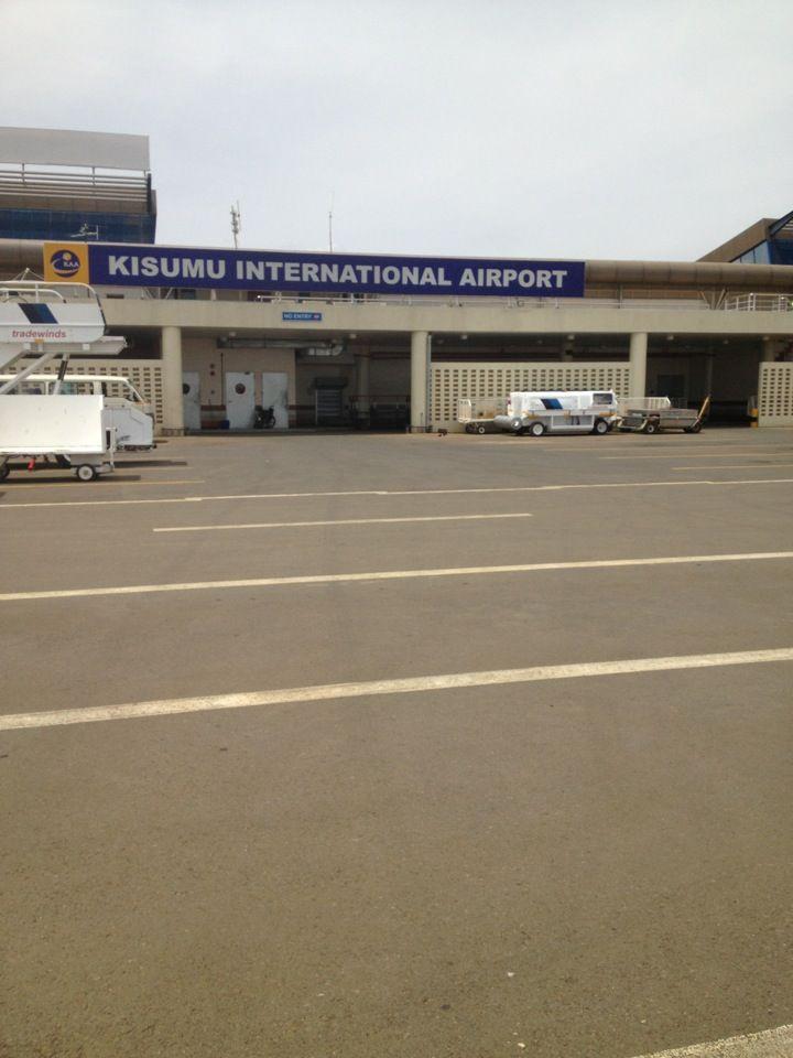 Kisumu International Airport (KIS) in Kisumu, Nyanza