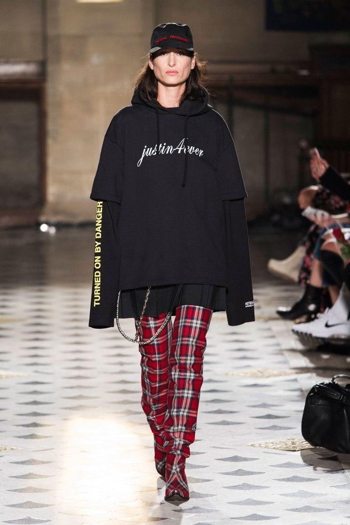 Vetements Fall 2016 Runway Show | POPSUGAR Fashion