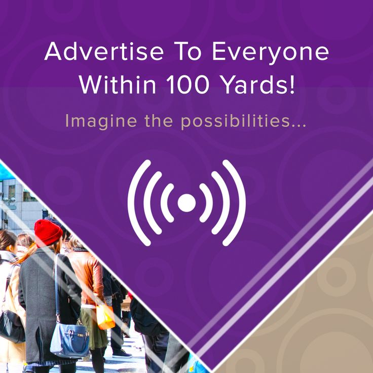 New Mobile Marketing Technology Advertises your products or Service to anyone who is within 100 yards Realtors:  Install one at all of your listings! Mobile Beacon Technology Is On Fire! Find out how marketers are generating leads using this new mobile broadcast device.  Resellers wanted for mobile advertising device Broadcast advertising to potential customers within 100 yards using this new mobile advertising device. Watch the video at www.AdvertiseOnAndroids.com
