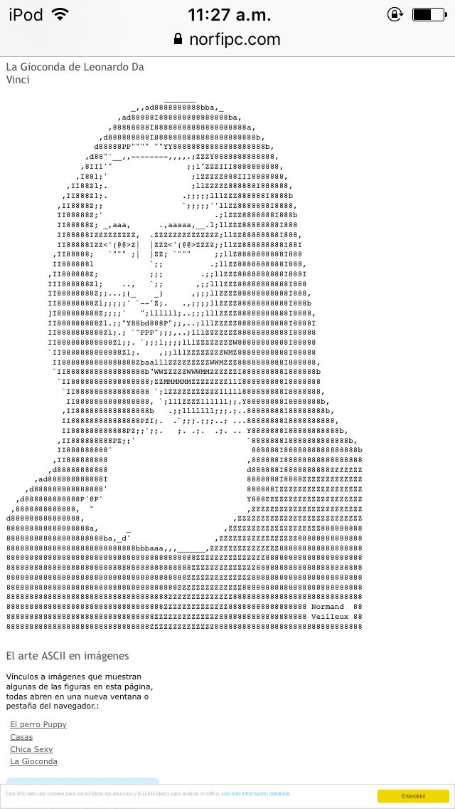 20 Best Ideas About Ascii Art On Pinterest Facebook Texts And Interview