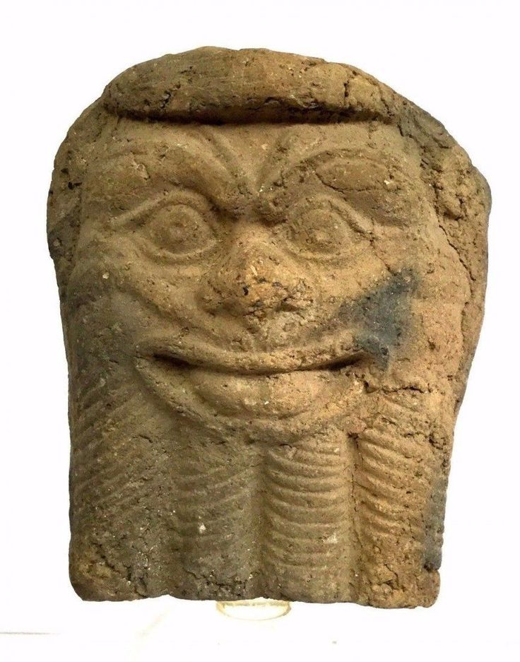 Large Ancient Near east pottery Pazuzu.  Price : 1,250.00  Ends on : 4 weeks    - #Ancient, #Egypt
