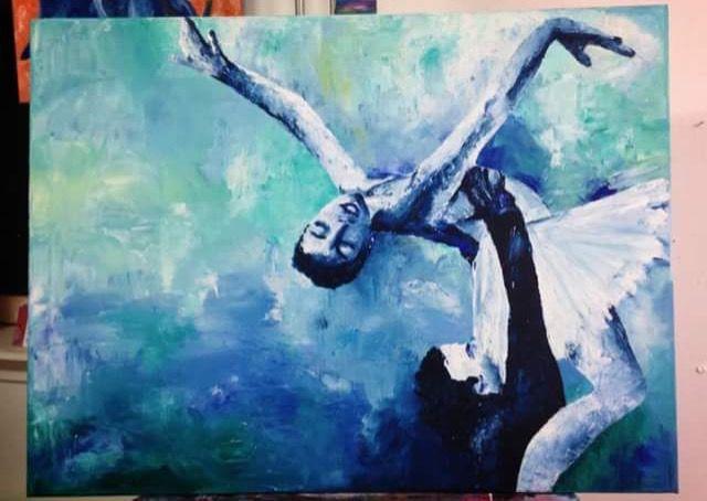 Skyline ballet. Suzanne van den Boogaard