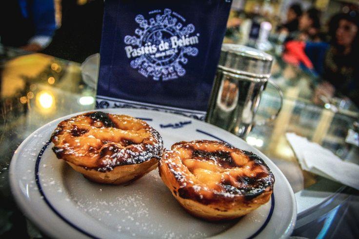 Onde comer Pastel de Bacalhau e Pastel de Belém? - A Path to Somewhere