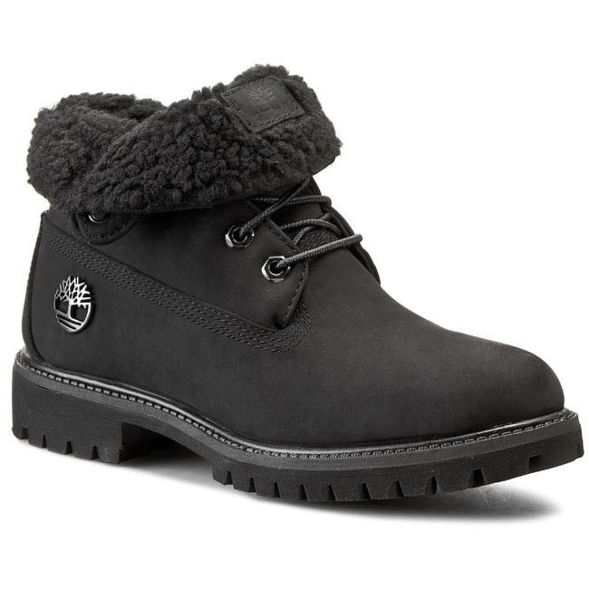 Trappers TIMBERLAND - Af Roll Top 1039R Black