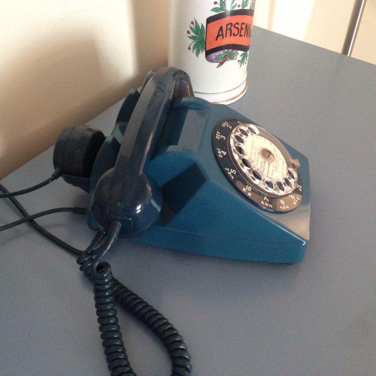 Téléphone socotel s63 à cadran