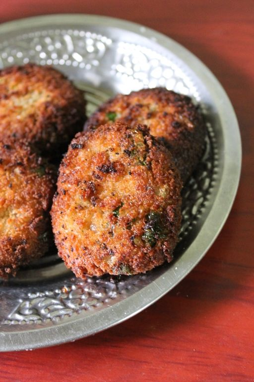 YUMMY TUMMY: Fish Cutlets / Fish Kabab(Kebab) / Fried Fish Patties / Indian Fish Cakes