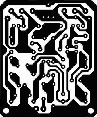ocl power lifier 50watt technology pinterest circuit diy PCB Graphic Design power lifier design pcb layout