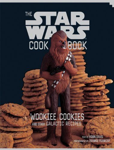The Star Wars Cook Book is a wonderful gift idea for the ones who love the film and are eager to become a chef! | #funnycookbooks #starwarscookbook