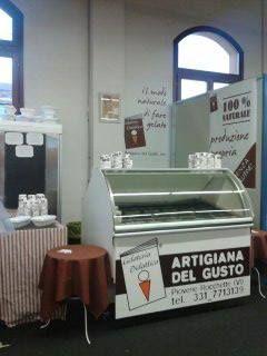 """A Kreativ 2013 parteciperà """"Artigiano del gusto sas"""". Visita lo stand B6-16!"""