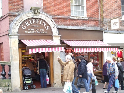 Griffin butchers.