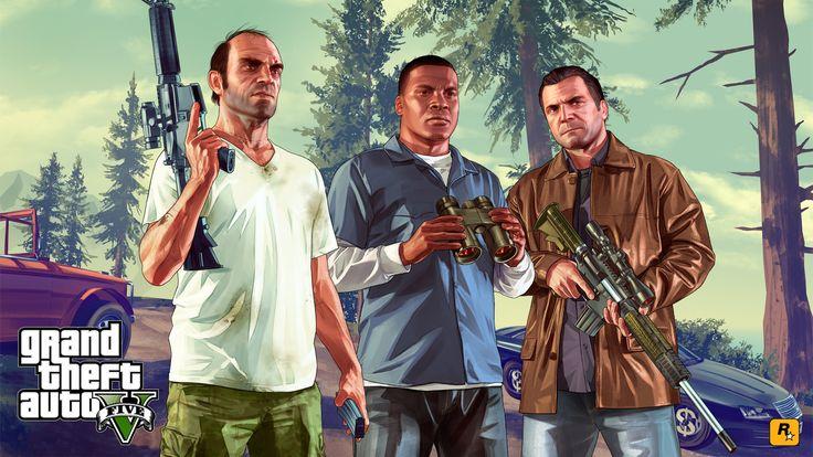 Confira o novo trailer de lançamento de GTA V para Xbox One e PS4