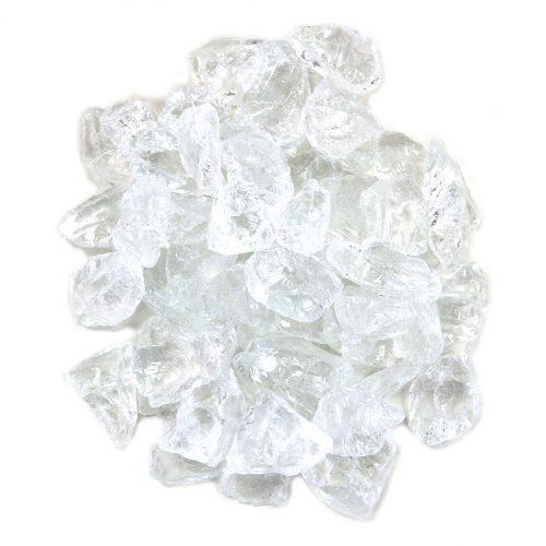 Koyal Wholesale Centerpiece Vase Filler Decorative Crushed Glass, 4.5-Pound, Clear, http://www.amazon.com/dp/B00JVGXP1A/ref=cm_sw_r_pi_awdm_aYrXwb0CWM29Q