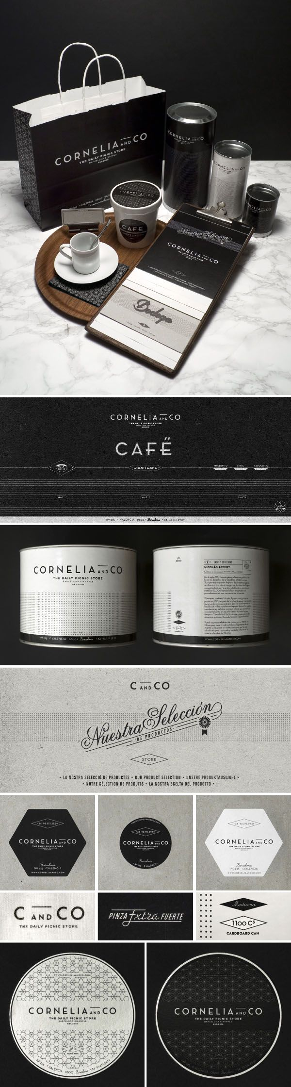 15 creative branding and identity project -Stay Creative blog