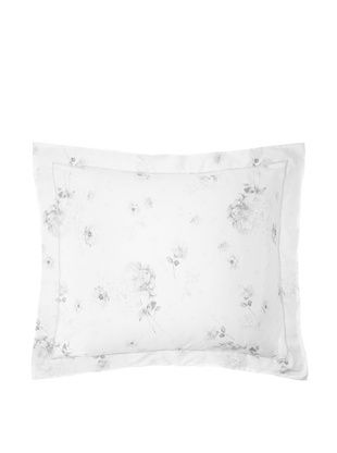 54% OFF Errebicasa Positano Rose Euro Sham (Grey)