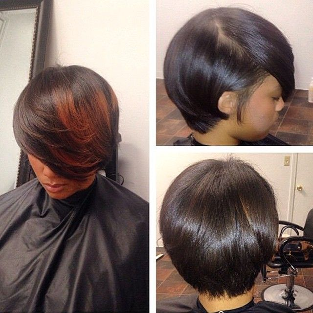 111 best Silk Press images on Pinterest | Silk press, Black hair and ...