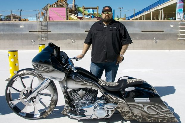 Cameron Jurow of Camtech Custom Baggers takes one more Harley bagger and turns it into something else entirely.