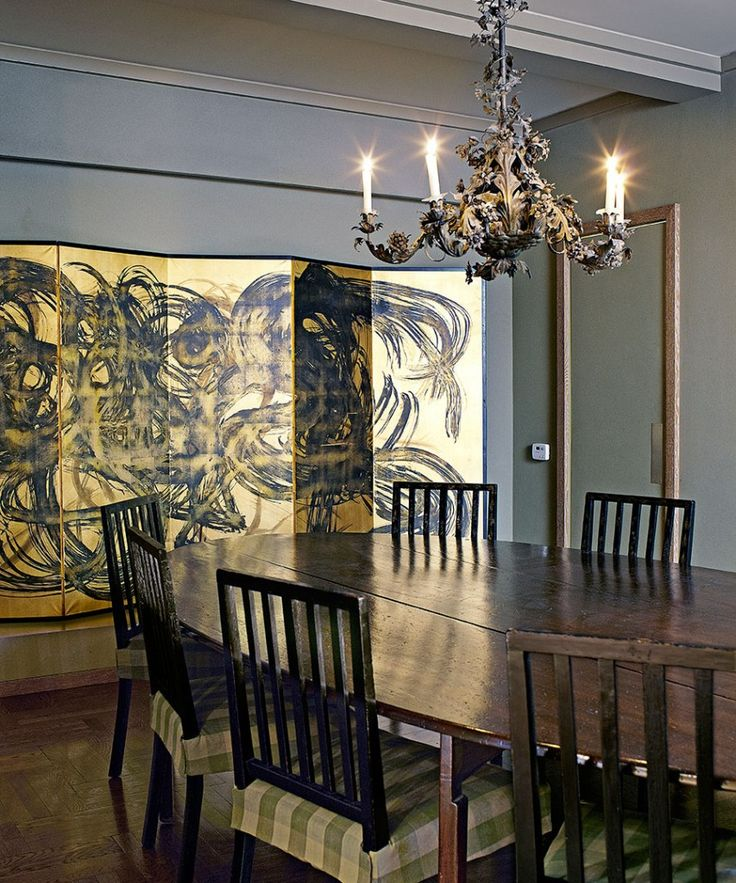 The Costume Institute S Curator A Home Tour Chandeliers