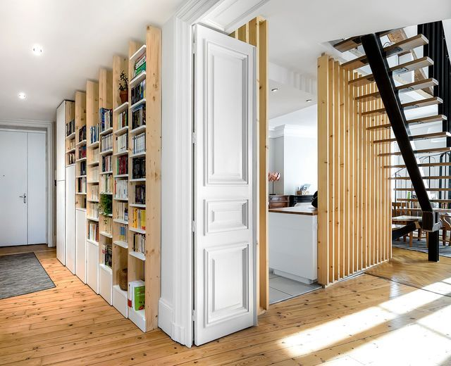 les 25 meilleures id es de la cat gorie claustra bois sur pinterest cloison bois claustra et. Black Bedroom Furniture Sets. Home Design Ideas