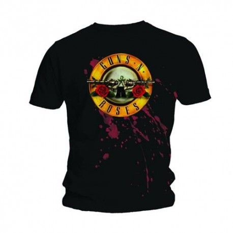 Tricou Guns N' Roses: Bullet