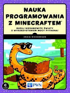 """Książka dla dzieci od 10 lat i ich rodziców. """"Blokowe"""" wprowadzenie do programowania. Pokonaliście pnącza, podróżowaliście do głębokich jaskiń, a może nawet dotarliście na sam Koniec i z powrotem, ale czy kiedyś udało Wam się zmienić miecz w magiczną różdżkę? Zbudowaliście pałac w mgnieniu oka? Zaprojektowaliście własną, zmieniającą kolory podłogę do tańca disco? W tej książce zrobicie to wszystko i jeszcze więcej dzięki sile Pythona, bezpłatnego języka używanego przez miliony zawodowców i…"""