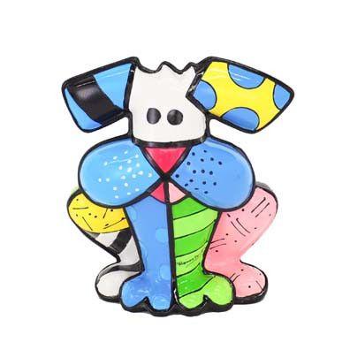 """Фигурка собачки коллекционная Britto """"Терьер"""". Материал: полистоун  #makaronka #makaronka_shop #gifts #souvenirs #britto"""