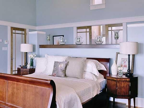 Decorate the master bedroom 7