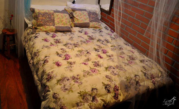 Maravilloso cobertor de dos plazas a pedido. :3 Perfecto para el invierno.