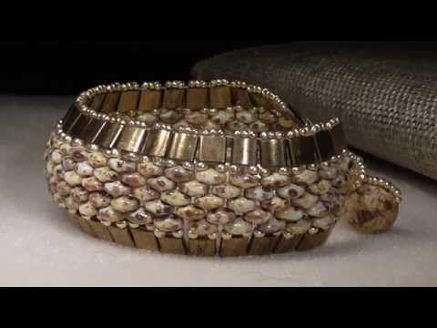 Le perline in pillole - Bracciale con Lentil - nov 2014 - YouTube