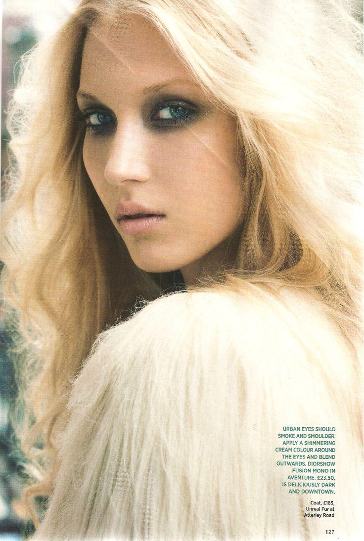 Cosmopolitan featuring Unreal Fur