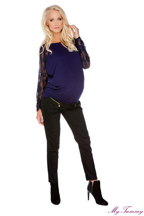 Pantalon de grossesse Vicky, noir
