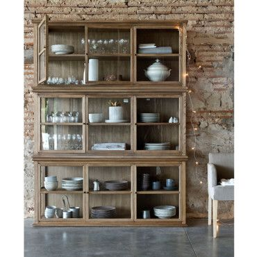 les 25 meilleures id es de la cat gorie meuble vitrine sur pinterest vitrines vintage. Black Bedroom Furniture Sets. Home Design Ideas