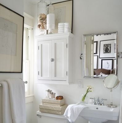 1000 Ideas About Pedestal Sink Storage On Pinterest