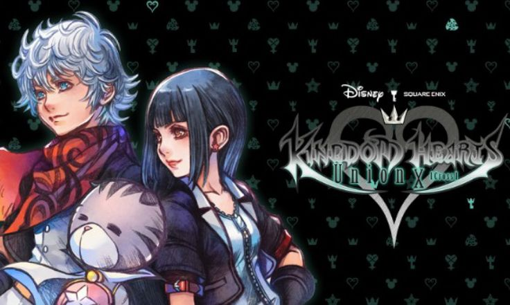 Kingdom Hearts Union X[Cross] ya disponible para dispositivos móviles