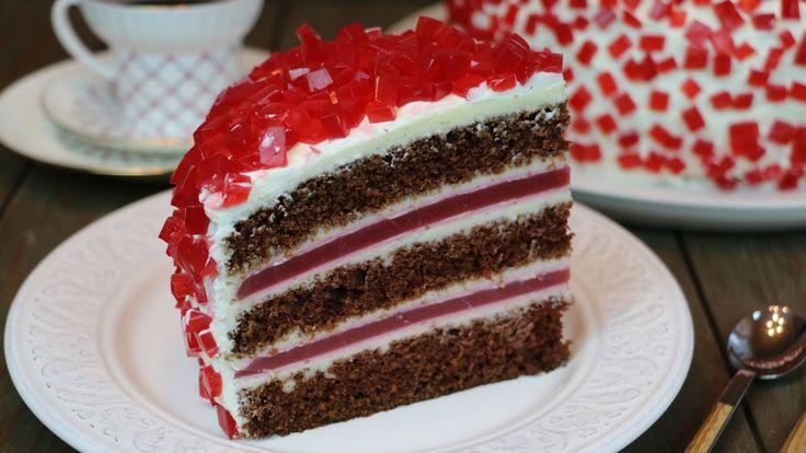 Фото рецепт очень оригинального торта