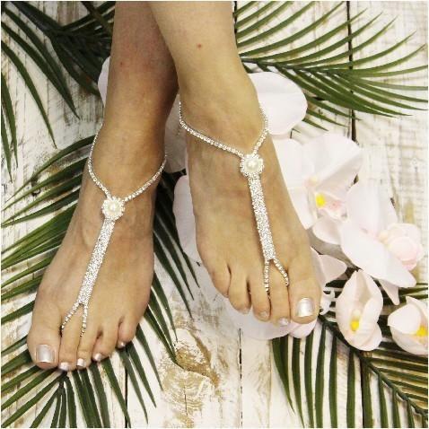 19 Best Feet Jewelry Dream Beach Wedding Images On Pinterest