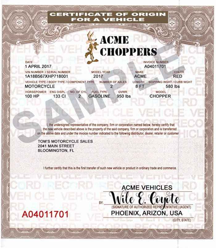 Certificate Of Origin For A Vehicle Template Awesome Manufacturer Statement Of Origin Duplicate Dan Certificate Template Certificate Of Origin Template Ideas Certificate of origin template usa