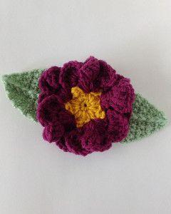 Primrose – Free Crochet Pattern