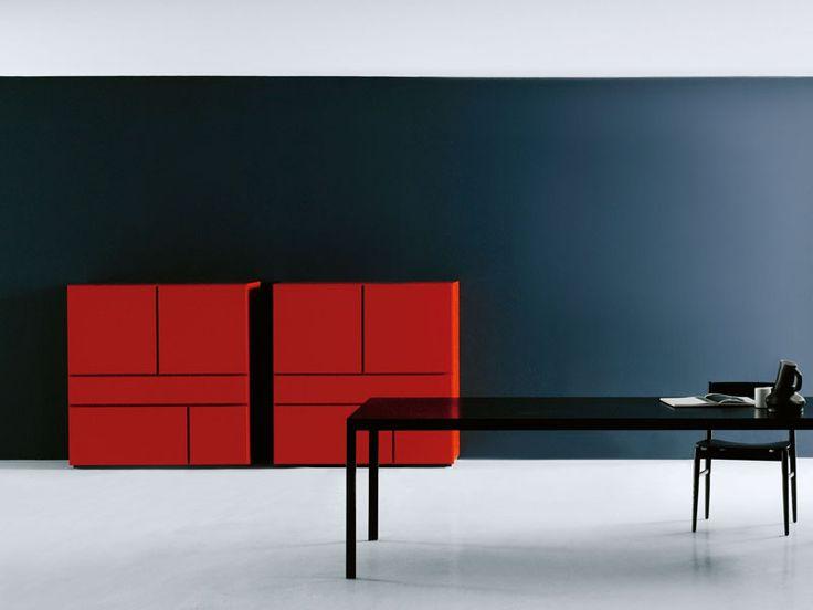 Modular Storage Wall MODERN By Porro Design Piero Lissoni