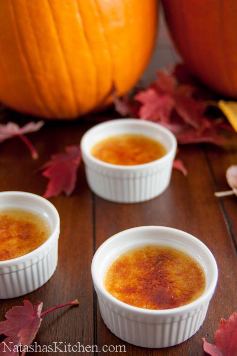 Pumpkin + Creme Brulee = GAAHHH YUM!