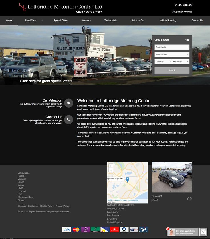 Pin by on Themed Sites Used cars, Eastbourne