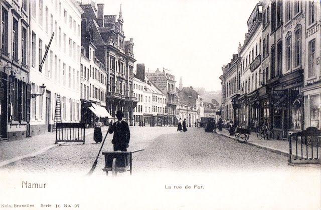 La Belgique D Antan Namur Photos Entre 1890 Et 1935