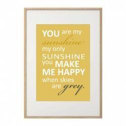 Artwork | You Are My Sunshine