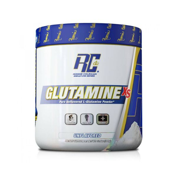 Ronnie Coleman Glutamine XS - Second To None Nutrition